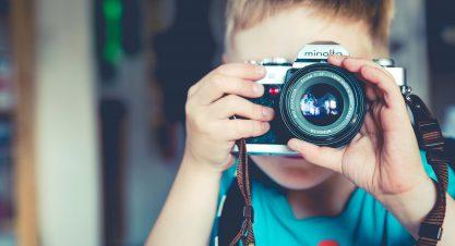 Der Fotograf kommt